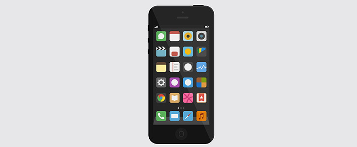 iPhone Freebies by Jure Tovrljan