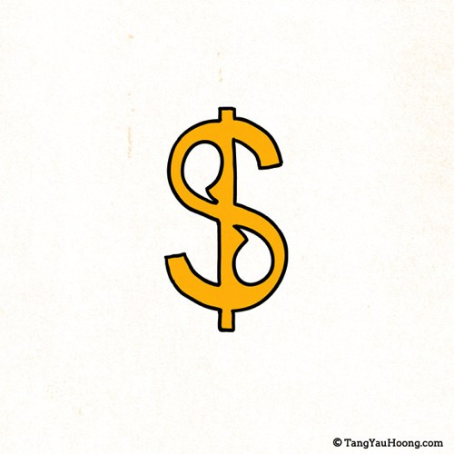 Talk Illustration - Money Talk