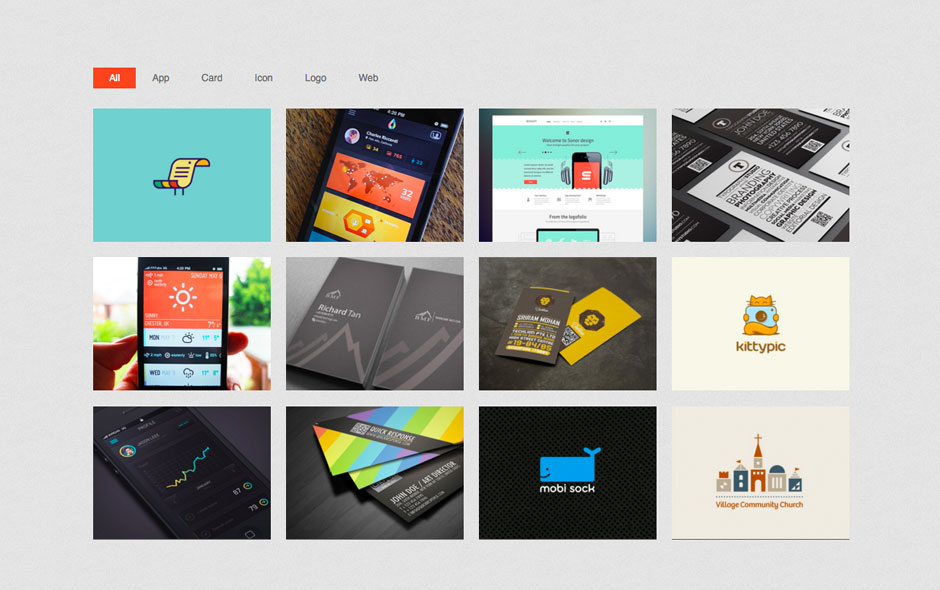 Create A Simple Responsive Portfolio Page with Filtering and